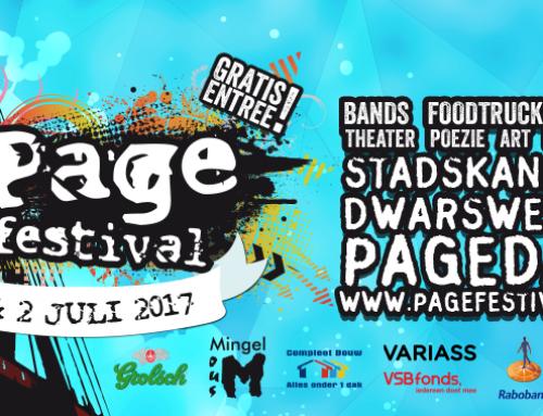 Pagefestival Stadskanaal